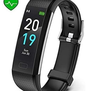Akasma Fitness Tracker HR, S5 Activity Tracker